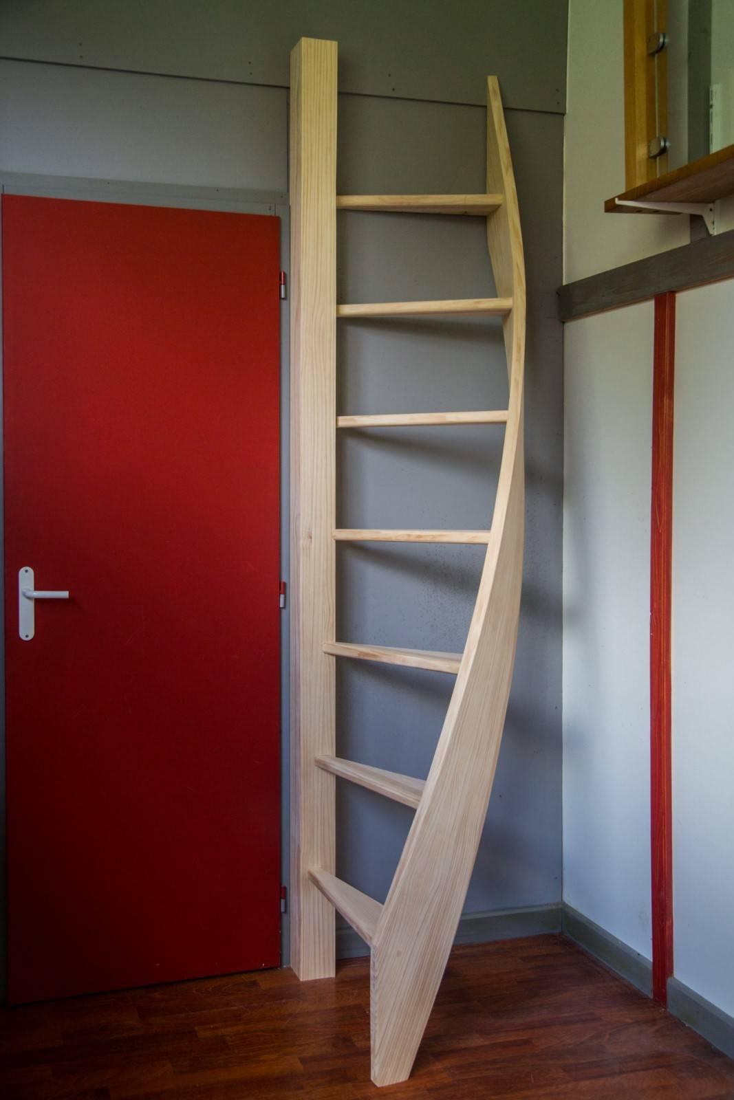 Escalier Mezzanine Gain De Place