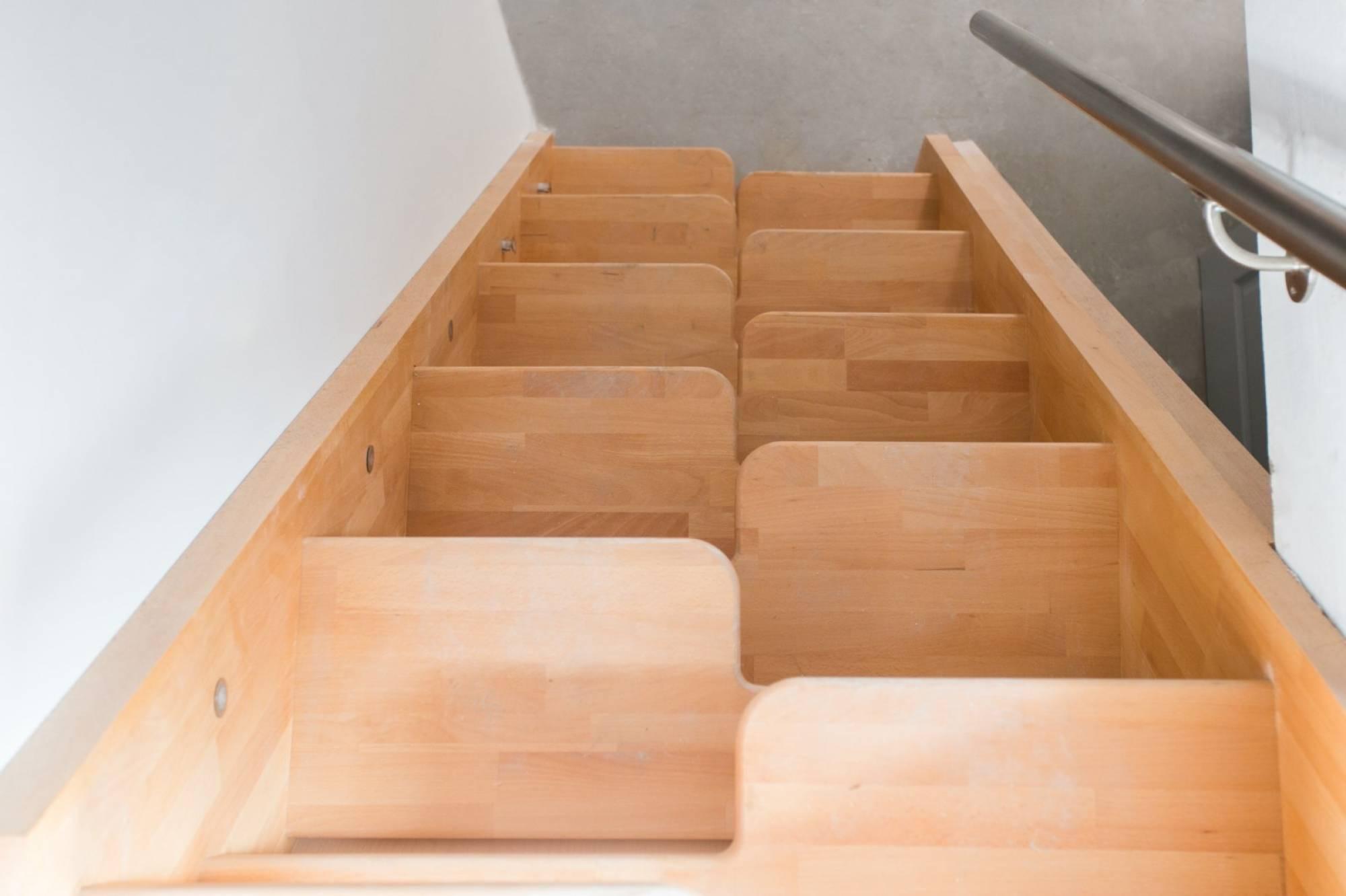 Escalier Gain De Place Pas D Call S Vente D 39 Escalier En Kit Sur Mesure Bordeaux Cote